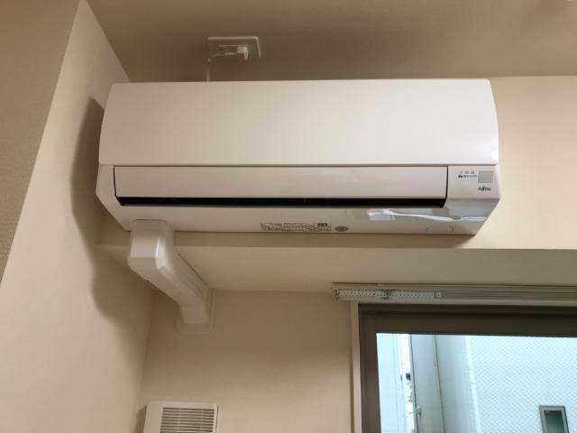 フローラ小石川 206号室の設備