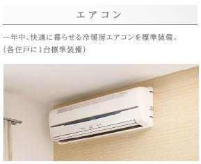 フローラ小石川 306号室の設備