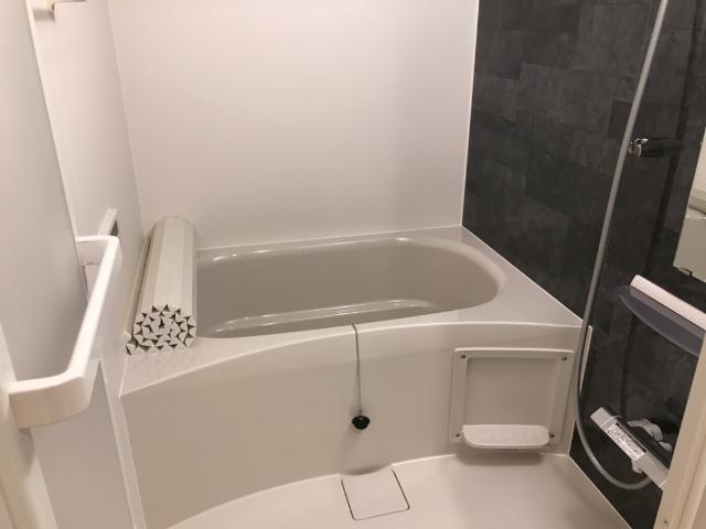 フローラ小石川 403号室の風呂