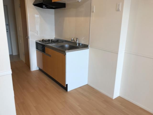 フローラ小石川 403号室のキッチン