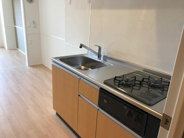 フローラ小石川 405号室のキッチン