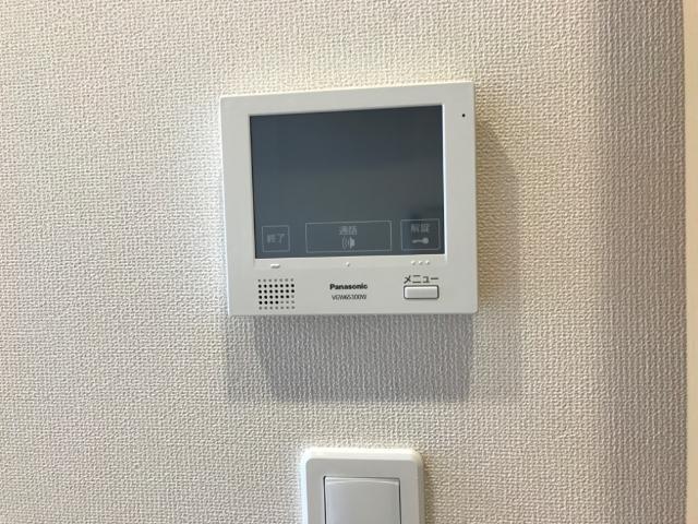 フローラ小石川 406号室のセキュリティ