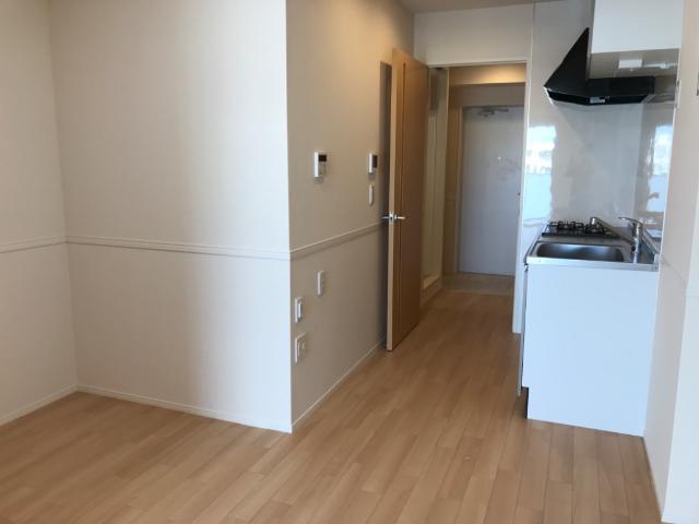 フローラ小石川 406号室のキッチン