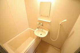 アフェールJ森 101号室の風呂