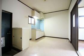 アフェールJ森 101号室のキッチン