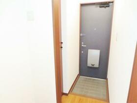 パストラーレ 102号室の玄関