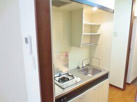 パストラーレ 102号室のキッチン