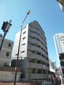 スカイコート渋谷初台 406号室の外観