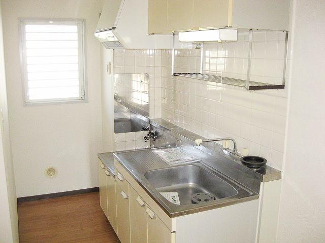 グランヴィレッジ井野台サウス 02030号室のキッチン