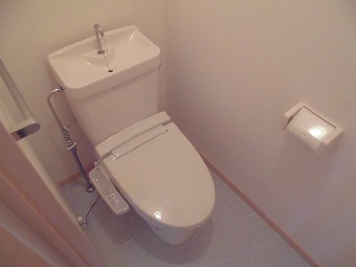 グランヴィレッジ井野台サウス 02030号室のトイレ