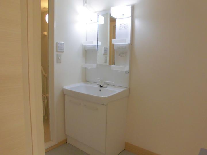 グランヴィレッジ井野台サウス 02030号室の洗面所