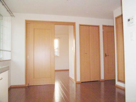 ヴィラ・シュトラーセ 02040号室の居室