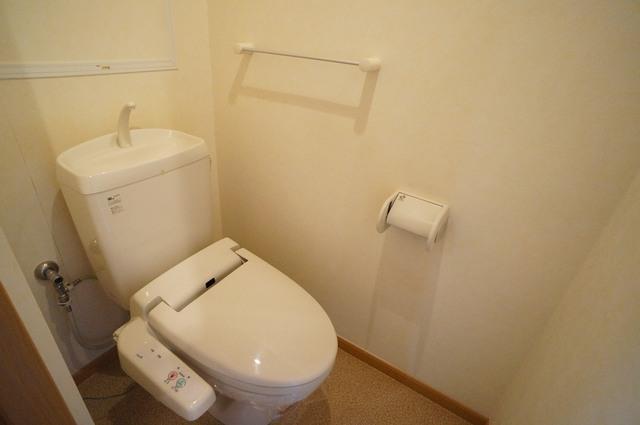 ボヌールフォンテーヌ 03020号室のトイレ