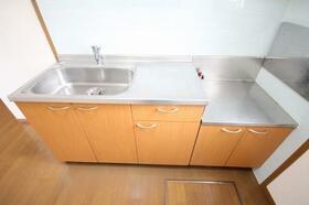 フレッサA 101号室のキッチン
