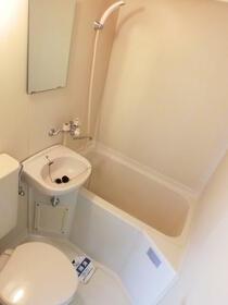 スカイコート浅草第3 802号室の風呂