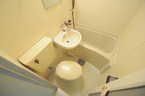 レオパレス豊橋第4 203号室のトイレ