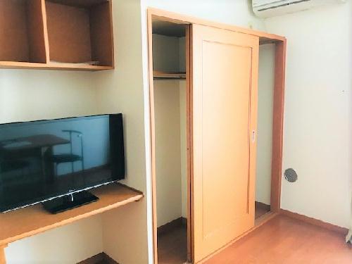 レオパレスクリアーⅡ 101号室の収納