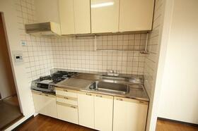 パストラル21 20B号室のキッチン