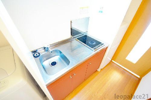 レオパレスディン 305号室のキッチン