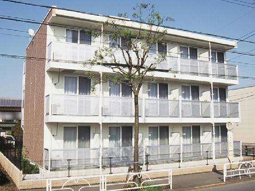 レオパレスすゞの木 103号室の外観