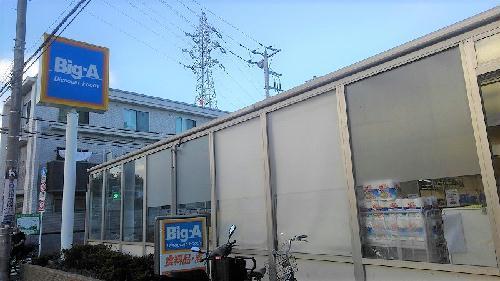 レオパレス21田無 202号室のエントランス