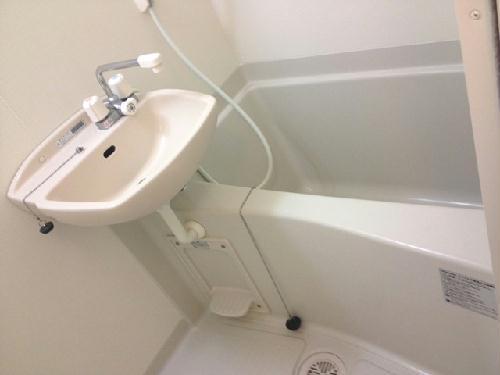 レオパレスすゞの木 103号室の風呂