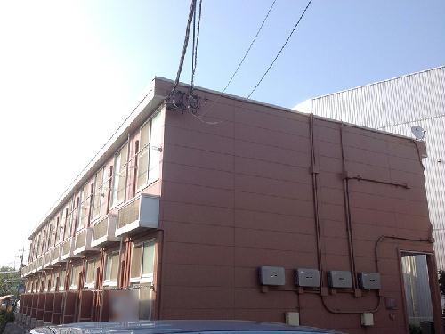 レオパレスリベルテ 101号室の外観