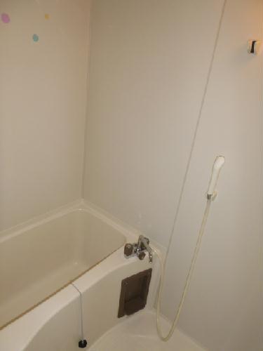 レオパレスBOUGAKU C 104号室の風呂