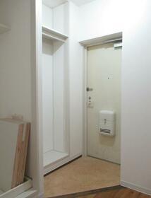 プランドール西品川 304号室の玄関