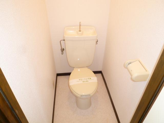 グランベール大谷 105号室のトイレ