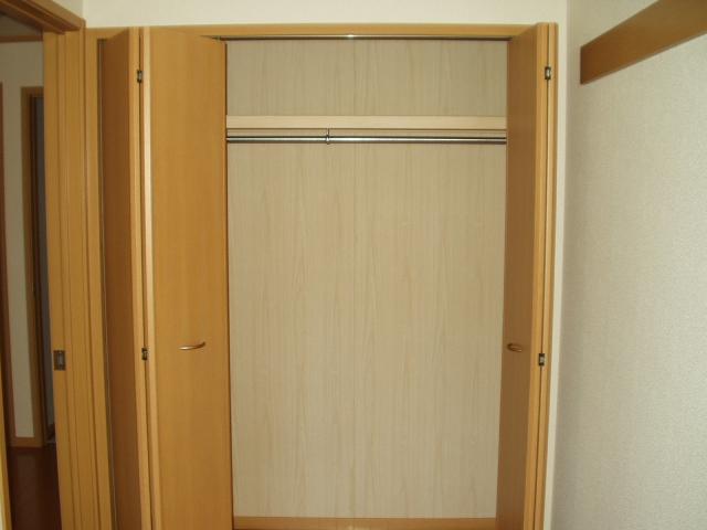 カレント 01030号室の収納