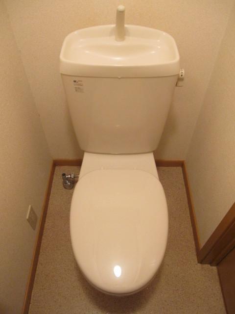 カレント 01030号室のトイレ