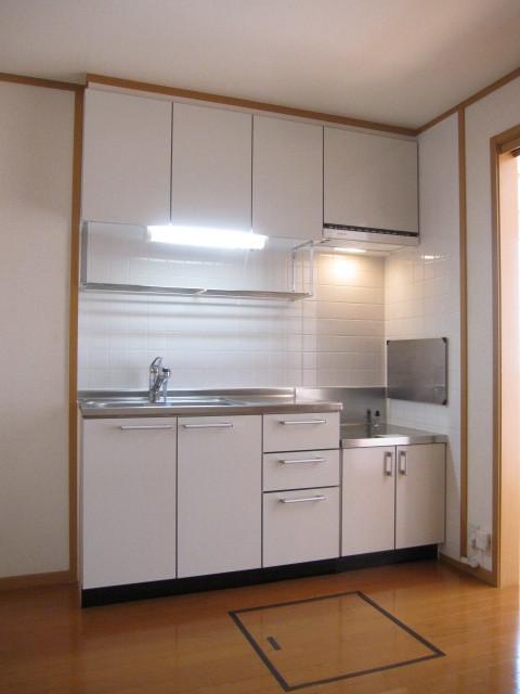 カレント 01030号室のキッチン