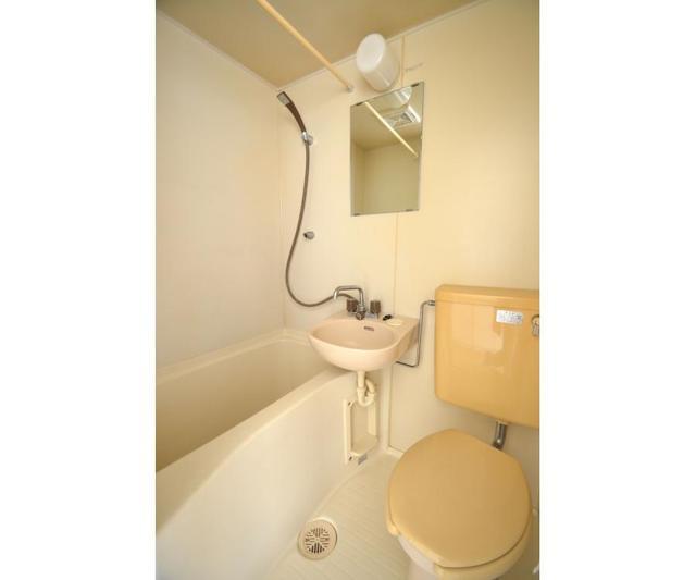 エステ-トピア黒沢 209号室の風呂