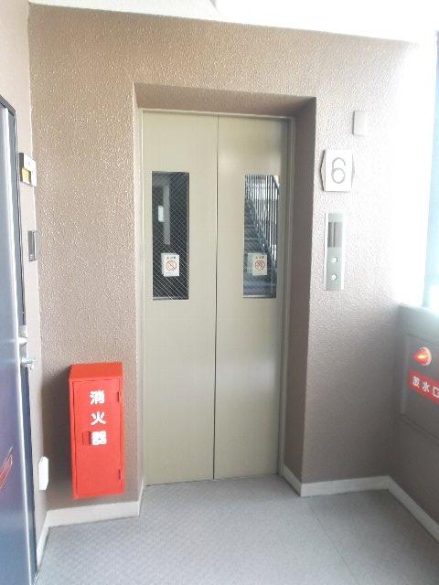 エンブル・セレス常磐町 803号室の設備
