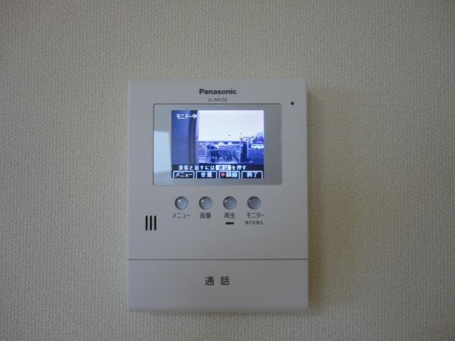 ルミエールB 202号室のセキュリティ