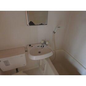 ブランメゾン上福岡 102号室の風呂