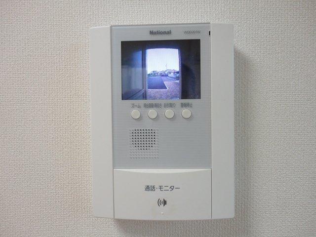 レーヴンレンテB 101号室のセキュリティ