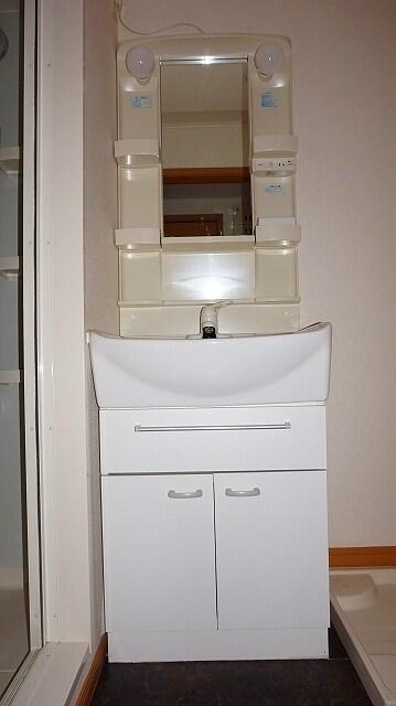 サニーサイド水野 02030号室の洗面所
