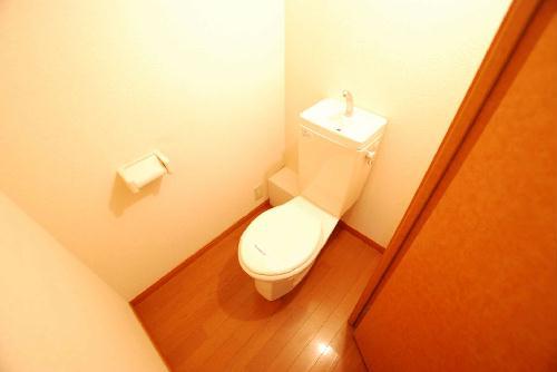 レオパレスアルカディア 204号室のトイレ