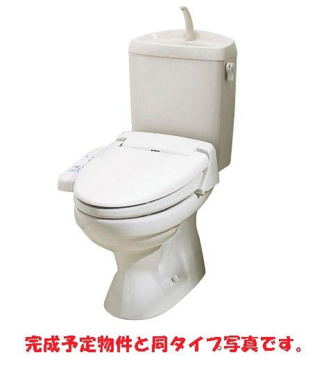 イリーデ オーブ 01030号室のトイレ