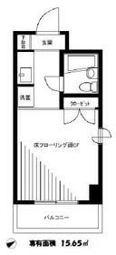 ウィンベルソロ東松山第1・301号室の間取り
