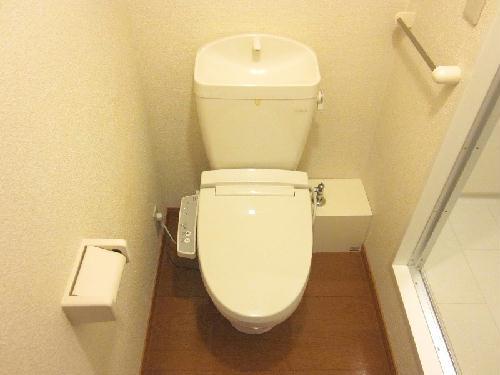 レオパレスKY知光院 205号室のトイレ