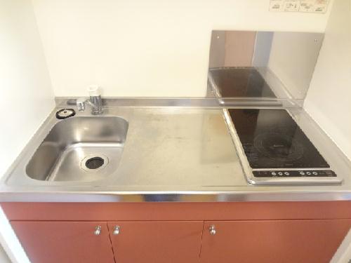 レオパレスNOMA 203号室のキッチン