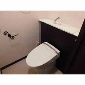 ライオンズマンション浅間町南のトイレ