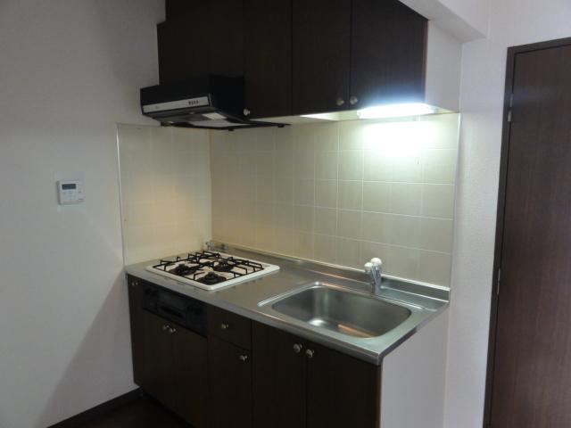 イラーヴァティ C-5号室のキッチン