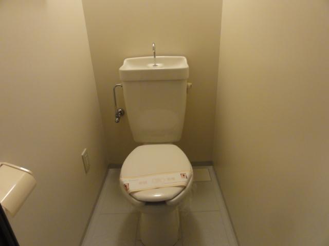 イラーヴァティ C-5号室のトイレ