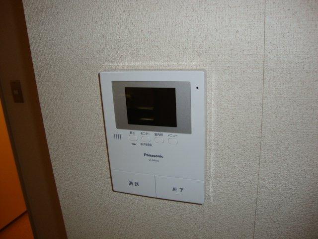 ラプランタン加島 00102号室のベッドルーム