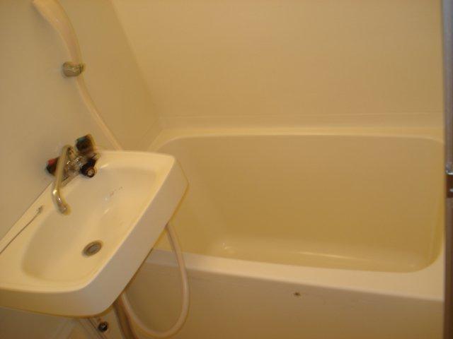 ラプランタン加島 00102号室のトイレ