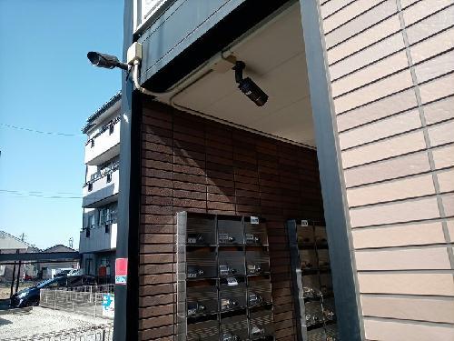 レオパレスオリオン 201号室のトイレ